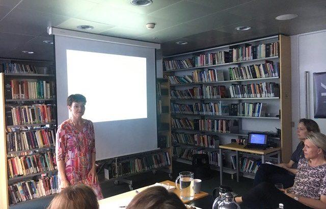 Foredrag Maj 2018